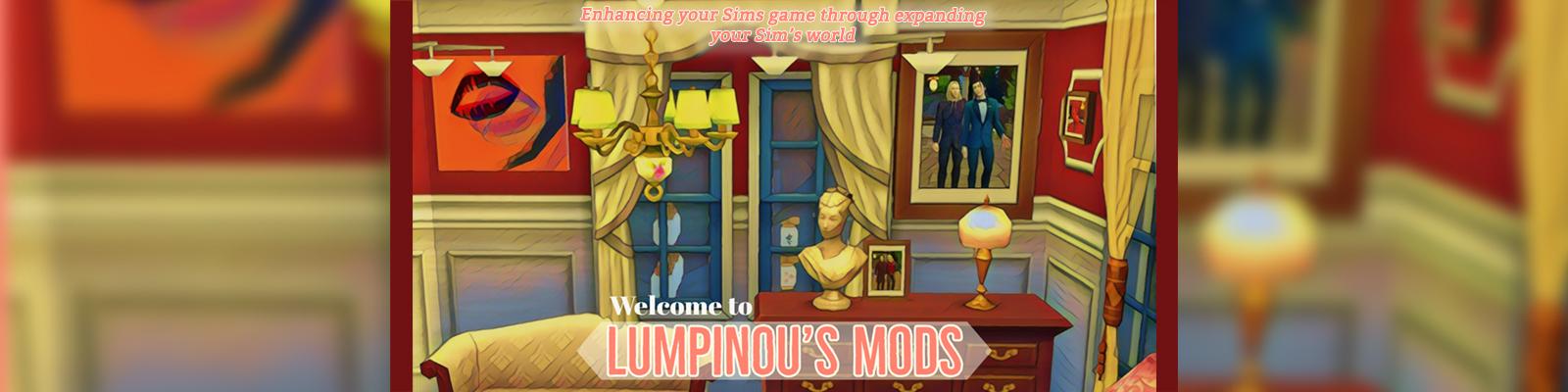 Lumpinou's Sims 4 mods